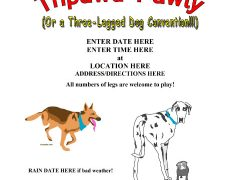 TriPawtyPoster