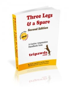 Three Legs and A Spare Tripawds Ebook