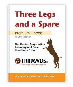 dog amputation ebook