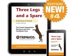 dog amputation ebook