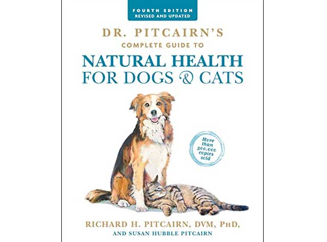 Guide to Natural Health for Dogs & Cats