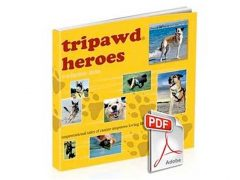Tripawd Heroes Three Legged Dog E-book