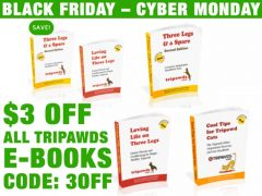 Tripawds Coupon